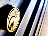 Close up, Close-up, Closeup, Color, Colour, Concept, Concepts, Detail, Details, Door, Doors, Horizontal, Indoor, Indoors, Inside, Interior, Lock, Locked, Locks, Metal, One, Security, L55-317388, agefotostock
