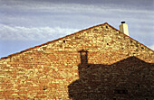 Architectural detail, Architectural details, Architecture, Chimney, Chimneys, Color, Colour, Concept, Concepts, Daytime, Detail, Details, Exterior, Horizontal, House, Houses, Outdoor, Outdoors, Outside, Rural, Shadow, Shadows, Silhouette, Silhouettes, Sto