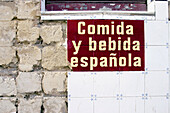 Comida y bebida española (Spanish food and drink)