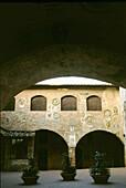 Palazzo Pretorio. Certaldo. Tuscany, Italy
