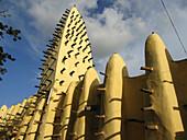 Mosque, Bobo Dioulasso. Burkina Faso