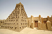 Sankore Mosque, Timbuktu. Mali