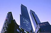 AOL Time Warner center. New York City, USA