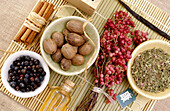 Aliment, Aliments, Bowl, Bowls, Close up, Close-up, Closeup, Color, Colour, Concept, Concepts, Detail, Details, Flavoring, Flavouring, Food, Foodstuff, Health, Horizontal, Indoor, Indoors, Ingredient, Ingredients, Inside, Interior, Natural, Nourishment, O