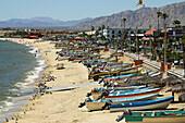 San Felipe beach. Baja California. Mexico.