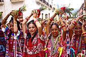 Festival. Oaxaca. Mexico