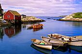 Peggys Cove, St. Margarets Bay, Halifax Regional Municipality, Nova Scotia, Canada