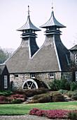 Strathisla whisky distillery. Keith. Scotland. UK.