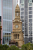 Architecture, Australia, Building, Buildings, Cities, City, Color, Colour, Daytime, Exterior, Outdoor, Outdoors, Outside, Tower, Towers, Travel, Travels, Vertical, World locations, World travel, M43-517669, agefotostock