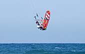 Kite surf, playa de Pollo, Valencia