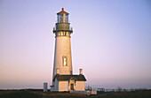 Yaquina Head Lighthouse. Oregon. USA