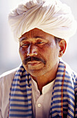 Portrait of a middle aged Indian male