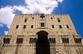 Citadel. Aleppo, Syria