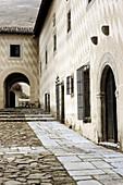 Yuste monastery. Cáceres province, Extremadura, Spain