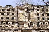 Yaxchilan, ruins of ancient Maya city. Chiapas, Mexico