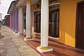 Agustín Lara house. Tlacotalpan. Veracruz. Mexico.