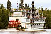 Riverboat Discovery III, Chena River, Fairbanks, Alaska