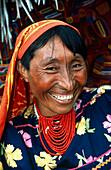 Kuna Woman, Kuna Yala, San Blas, Panama
