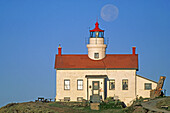 Battery Point Lighthouse. Crescent City. Northern California Coast. USA