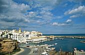 LAmetlla de Mar port. Golden Coast, Tarragona province. Catalonia, Spain