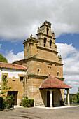 Chapel of Cristo de Morales, Via de la Plata, Zamora province, Castilla y León, Spain