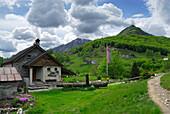 hut Alla Capanna, Segna, Cento Valli, Ticino, Switzerland