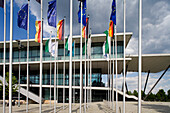 Dresdens new convention centre, International Congress Center Dresden, ICCD, architects Storch, Ehlers und Partner, Dersden, Saxony, Germany, Europe
