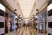 Shopping mall Galleria (Grosse Bleichen), Hanseatic city of Hamburg, Germany, Europe