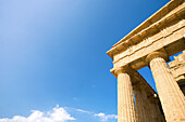 Concordia Temple, Valley of the Temples. Agrigento. Sicily, Italy