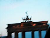 Brandenburg Gate, Berlin. Germany