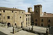 World Heritage. Squares. Cáceres. Extremadura. Spain