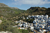 Casares is a tipical white village near Costa del Sol. It seem like a treasure shinning under the strong Andalucian sun.