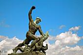 Liberation Monument. Budapest. Hungary