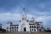 El Rocío, Almonte. Huelva province, Andalusia. Spain