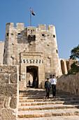 Aleppo Citadel. Siria
