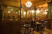 Marsella bar, Barcelona, Spain