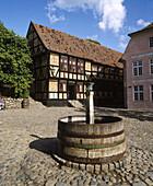 Den Gamle By (the old town), Aarhus, Denmark