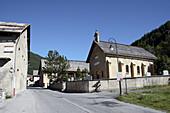 Arvieaux. Queyras. Hautes-Alpes. France.