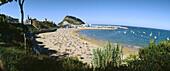 Basque Country, Bay of Biscay, Beach, Beaches, Coast, Coastal, Coastal Town, Coastal Towns, Color, Colour, Daytime, Europe, Euskadi, Euskal Herria, Exterior, Getaria, Gipuzkoa, Guetaria, Guipuzcoa, Holiday, Holidays, Human, Landscape, Landscapes, Outdoor,