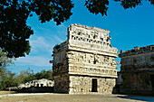 The Nunnery. Chichén Itzá. Yucatan. Mexico