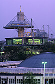 Convention Centre, Hanover fairground, Lower Saxony, Germany