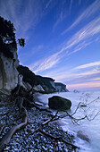 Chalk cliffs, Jasmund National Park, Rugen island, Mecklenburg-Western Pommerania, Germany