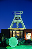 Europe, Germany, North Rhine-Westphalia, Bochum, German Mining Museum in Bochum