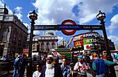 Europe, Great Britain, England, London, Piccadilly Circus