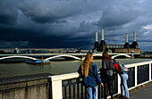 Europa, Grossbritannien, England, London, Battersea Power Station, am Südufer der Themse