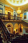 Europe, Great Britain, England, London, interior view of the Carlton Club