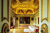 Europe, Great Britain, England, Wiltshire, Wilton, Wilton House, Double Cube Room