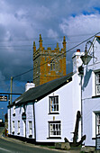 Europe, Great Britain, England, Cornwall, Land's End, Pub The first Inn in England