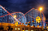 Europe, England, Lancashire, Blackpool, Pleasure Beach