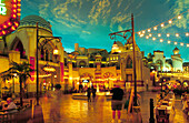 USA, Nevada, Las Vegas, Las Vegas Boulevard,  ''The Strip'', Hotel Aladdin